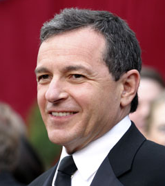 Robert Iger, Disney President and CEO